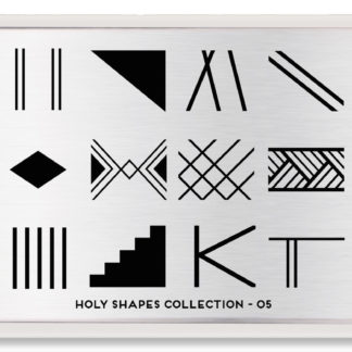 Пластина для стемпинга MoYou London Holy Shapes Collection-05