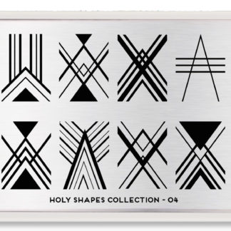 Пластина для стемпинга MoYou London Holy Shapes Collection-04