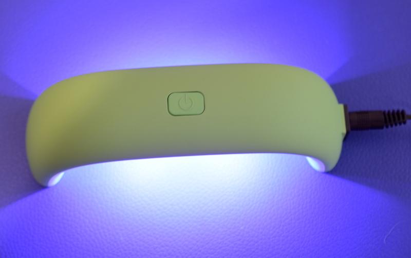 Уф лампа для ногтей для домашнего использования