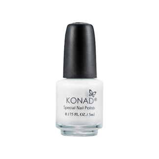 Лак для стемпинга Konad White 5ml