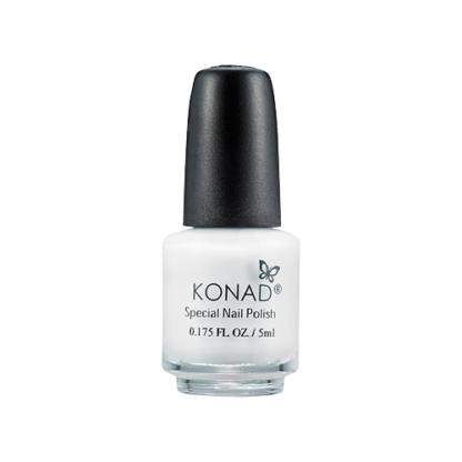 Лак для стемпинга Konad White 5ml