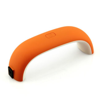 LED лампа mini nail lamp (9W) orange USB