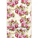 PRINCOT PR002 Викторианские розы. Бежевые
