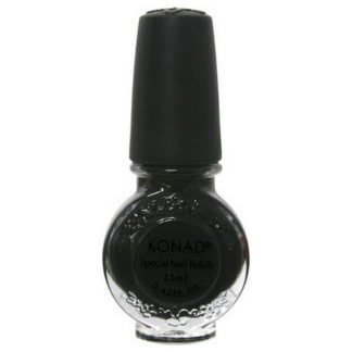 Лак для стемпинга Konad Black 11ml