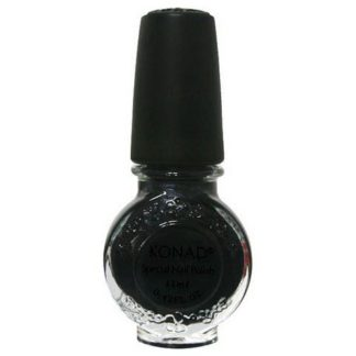 Лак для стемпинга Konad Black Pearl 11ml