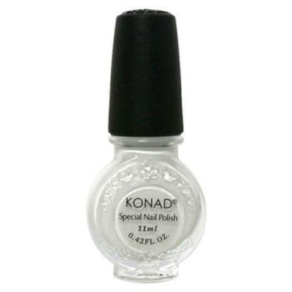 Лак для стемпинга Konad White 11ml