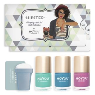 Набор для стемпинга MoYou-London Hipster Complete Set