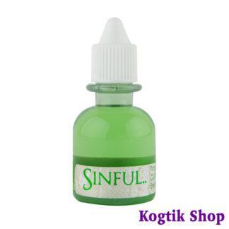 Минеральное масло для кутикулы Sinful Тропический 25 мл