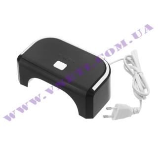 Led-лампа nail 12W ТР36 черная