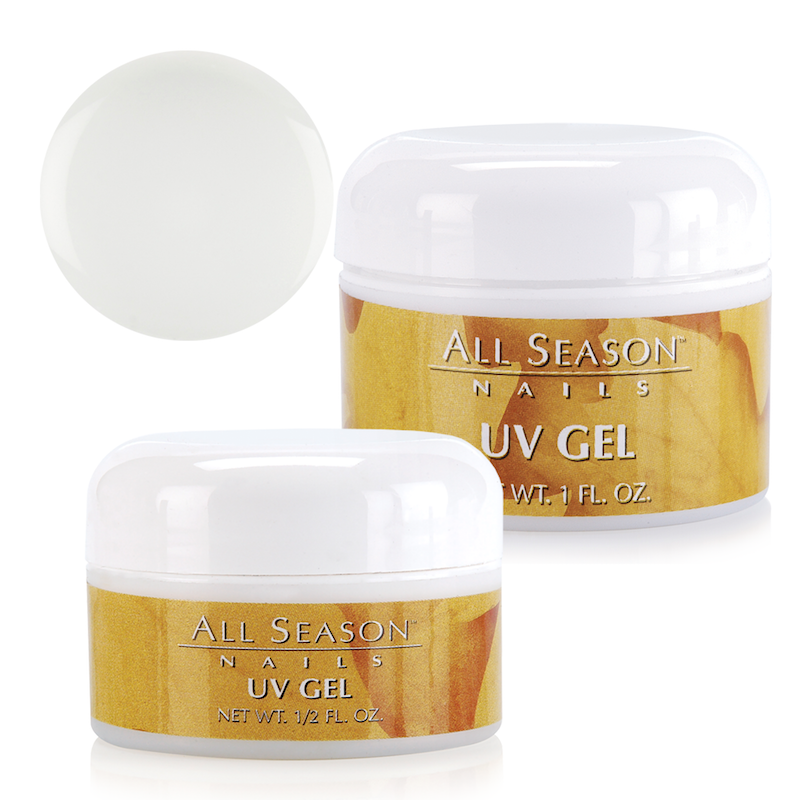 UV-гель прозрачный моделирующий All Season UV Gel Clear 1 oz (30g)