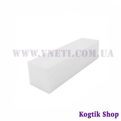 Бафик шлифовочный 120 грит (белый)