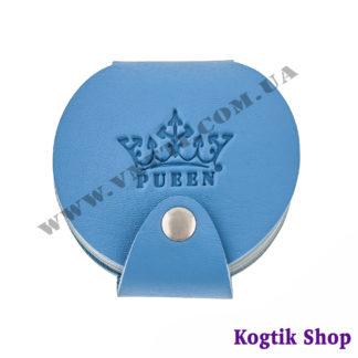 Чехол для хранения 24 дисков для стемпинга PUEEN USA (голубой)
