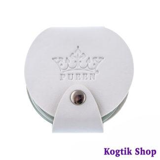Чехол для хранения дисков для стемпинга PUEEN USA (белый)