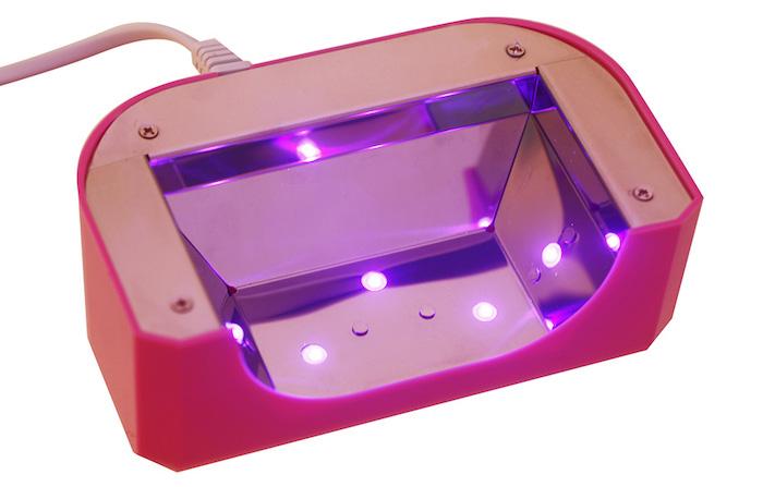 Лампа для ногтей led lamp gel nail mini 12W TP36 отзывы