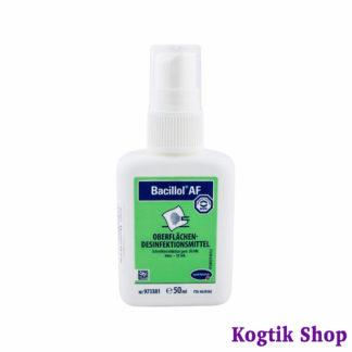 Бациллол АФ (Bacillol AF) 50ml с дозатором