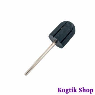 Насадка с резиновой основой для шлифовальных колпачков d 13 mm