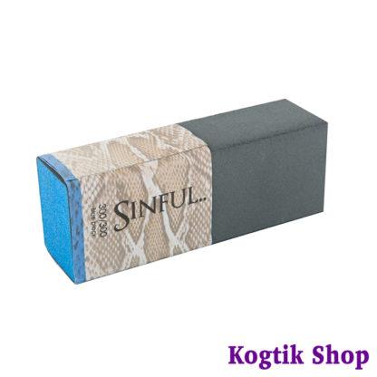 Блок полировочный 300/300 Sinful синий