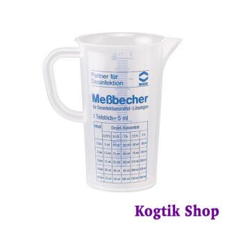 Мерная кружка BODE Messbecher 250 мл, Германия.