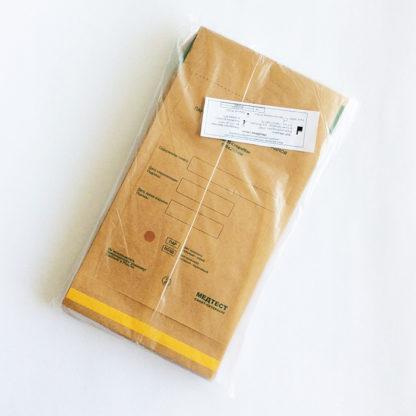 Крафт пакеты для стерилизации Медтест 150х250мм, 100шт.