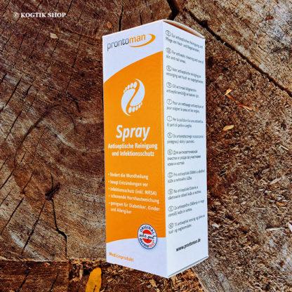 Размягчающий спрей для стопы ProntoMan Spray 75ml, Германия